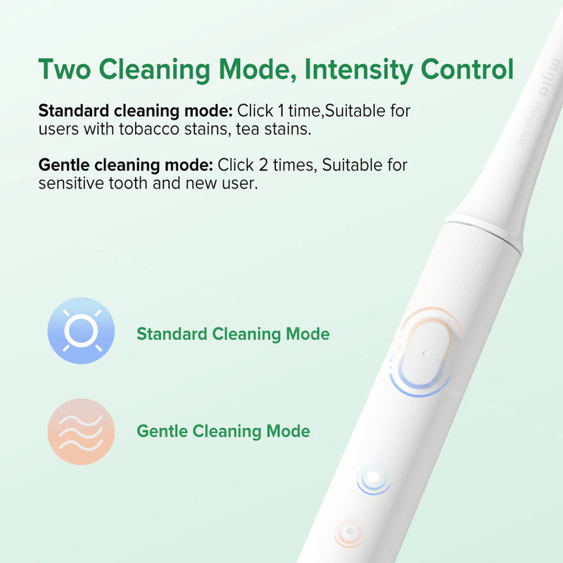 Xiaomi Electric Toothbrush Mijia Sonic T100 Mode