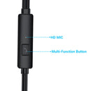 Remax Earphone With Microphone RW-106 Button