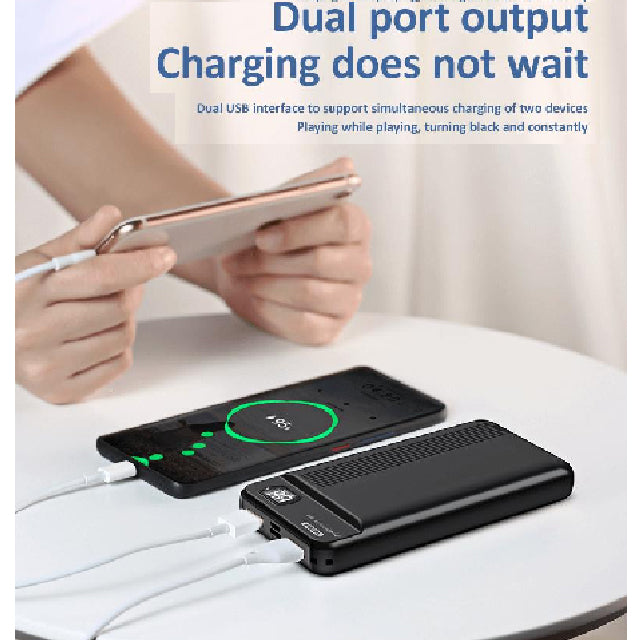 Remax Powerbank RPP-106 20000mAh Dual Port