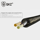 QKZ Earphone DM9 Professional In-Ear Earphones Wire