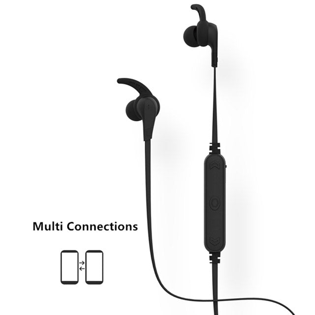 Remax Bluetooth Wireless Sports In-Ear Earphone with Microphone RB-S25