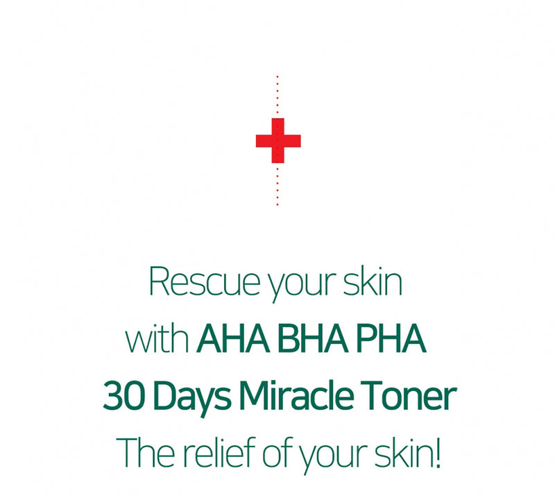 SOME BY MI AHA-BHA-PHA 30 days Miracle Toner