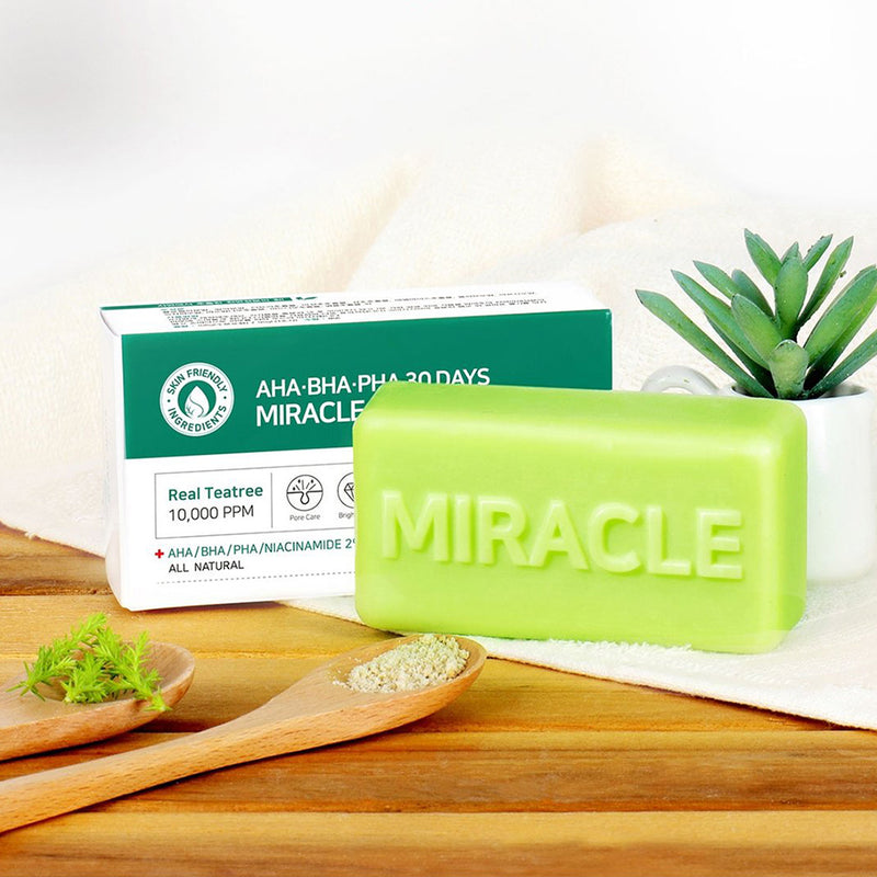 SOME BY MI Soap Miracle Cleansing Bar