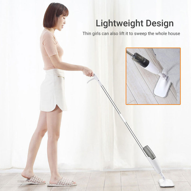 Xiaomi Deerma TB500 Mop Water Spraying Sweeper Floor Cleaner