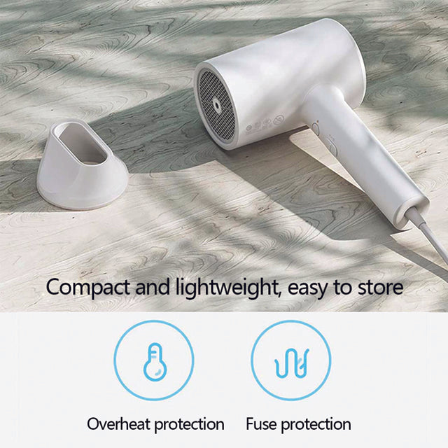 Xiaomi Mijia Water Ion Hair Dryer Compact and Lightweight