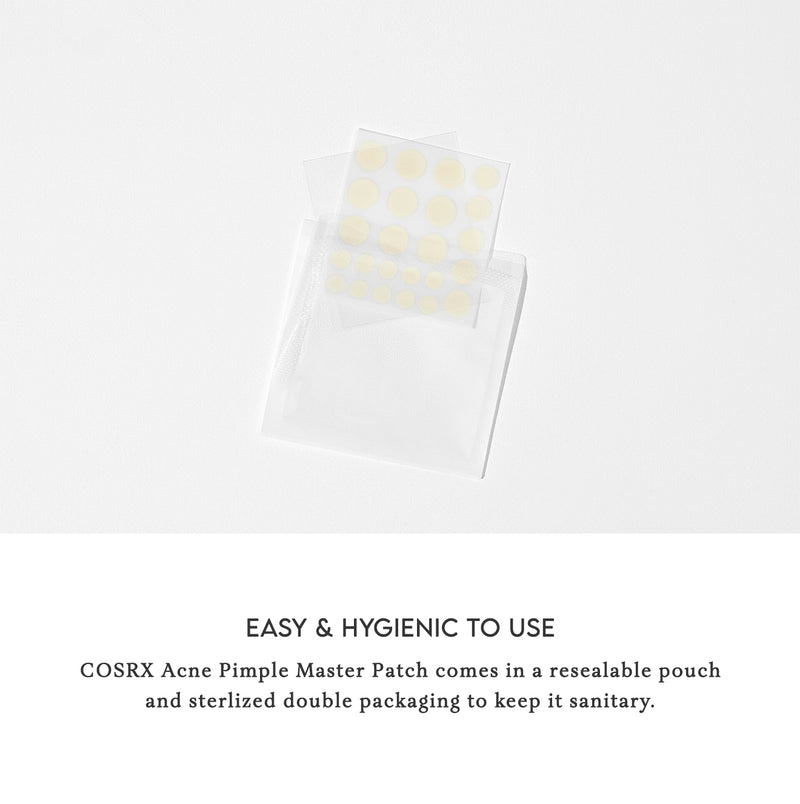 COSRX Acne Pimple Master Patch Hygienic