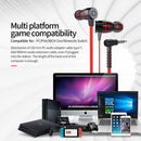 Plextone G25 Gaming Earphone Multi Platform