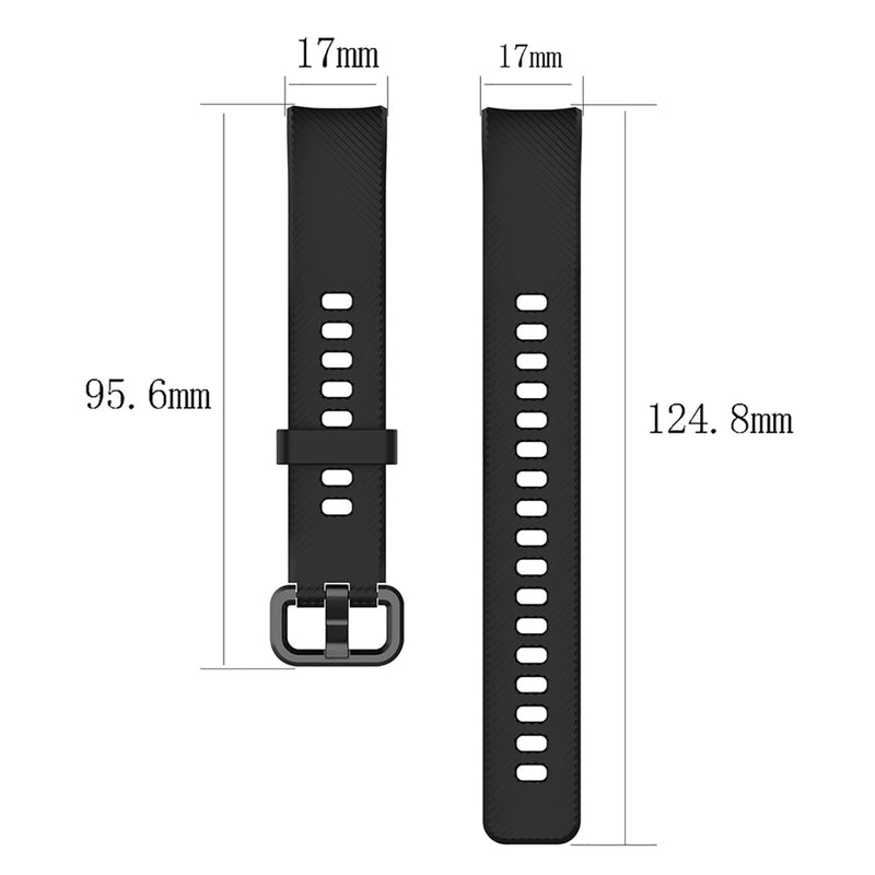 Honor Band 5 and 4 Replacement Strap Size
