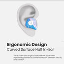 Sabbat E12 Ultra Marble Series TWS Earphone with Free Case Ergonomic