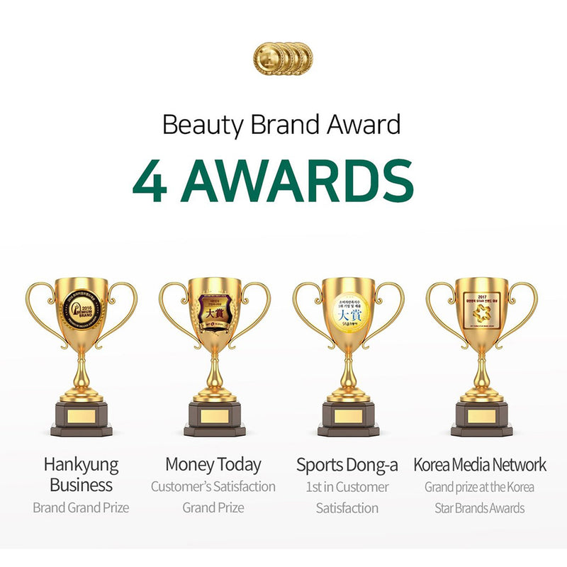 SOME BY MI Soap Miracle Cleansing Bar AHA BHA PHA Awards