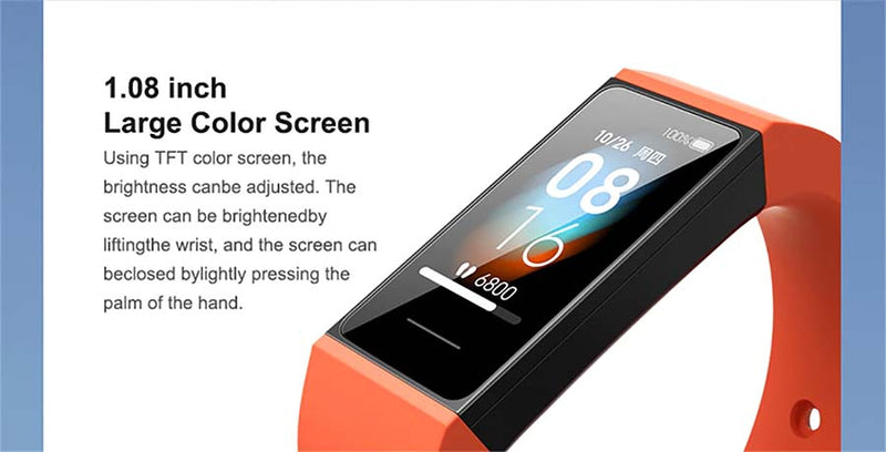 Xiaomi Redmi Band Smartwatch Heart Monitoring Color Screen