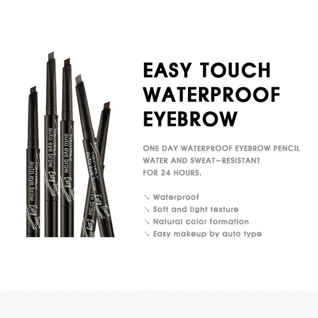 TONYMOLY Eyebrow Pencil Easy Touch Description