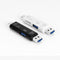 Card Reader OTG 5 in 1 Adapter Type C Micro USB 2.0 Colors