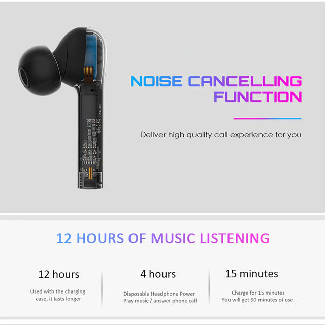 Honor Flypods Lite IPX4 TWS Earphone with Noise Cancelling