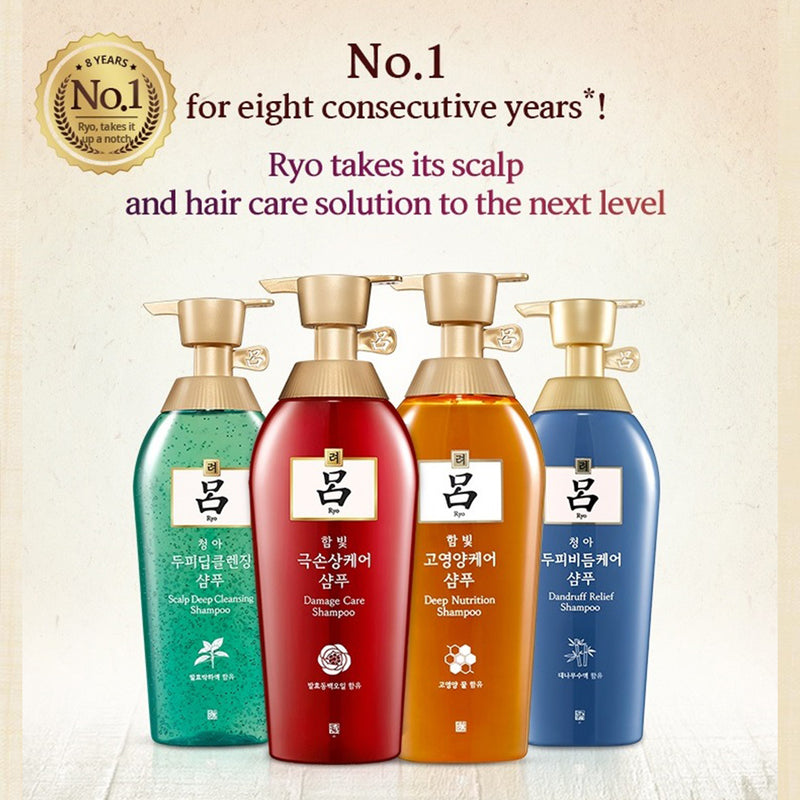 Ryo Damage Care Shampoo 180ml