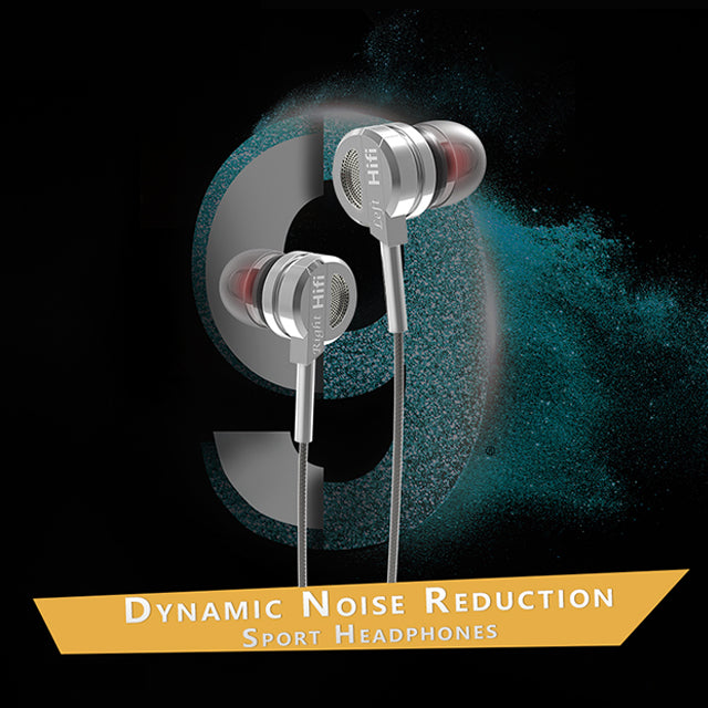 QKZ Earphone DM9 Dynamic Noise Reduction