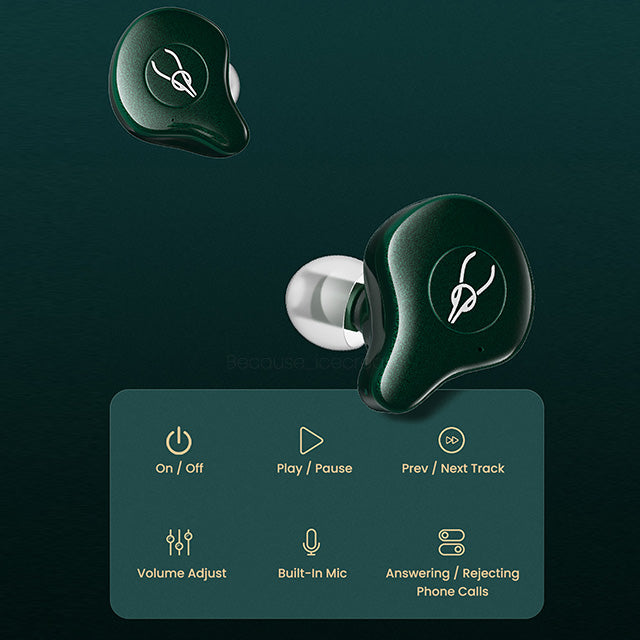 Sabbat E12 Ultra Cosmos Series Earphone Functions