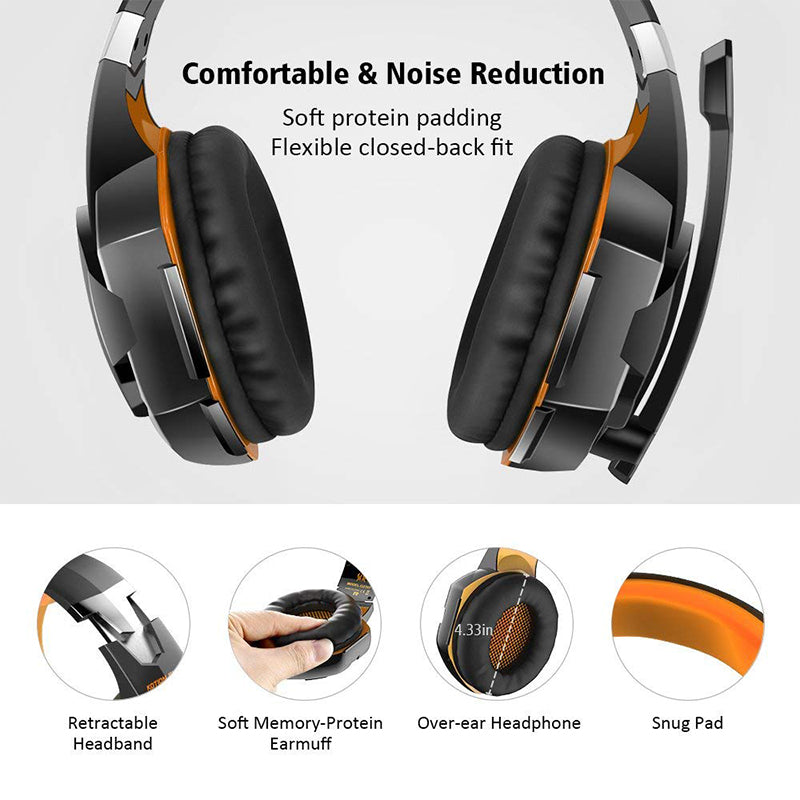 KOTION EACH G2000 Headset High Audio Quality Comfort