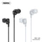 Remax Earphone RW-105 3.5mm with HD Microphone Colors