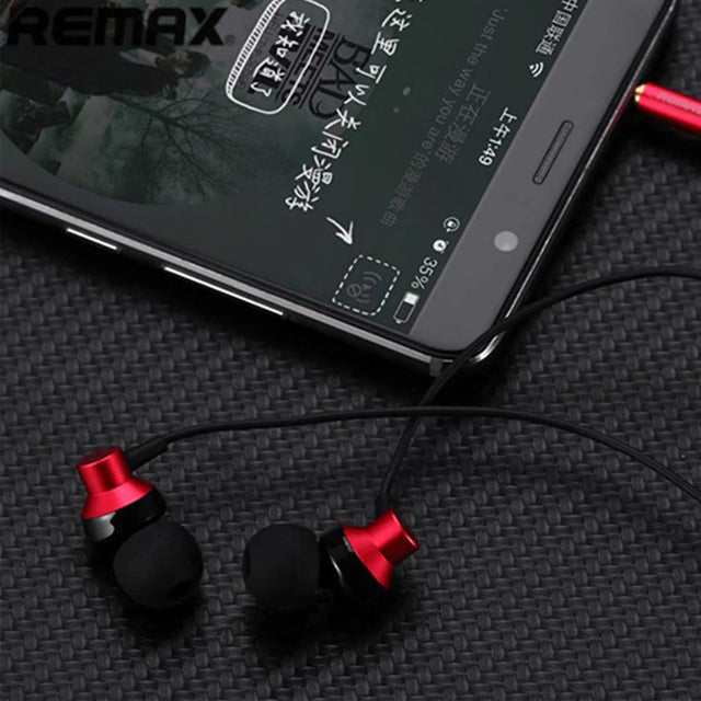 Remax Earphone RM-512