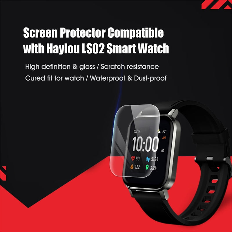 Haylou LS02 Smartwatch Screen Protector Film HD (1pc)