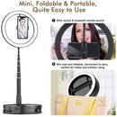 Ring light Portable With Base Stand