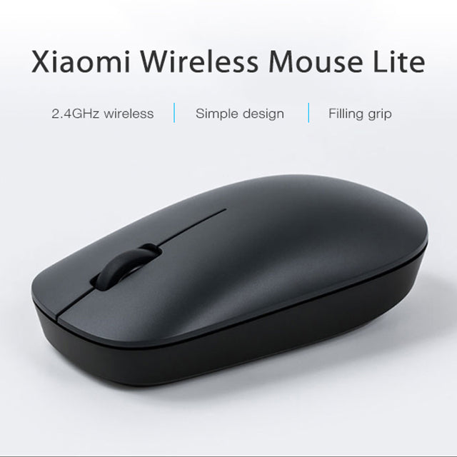 Xiaomi Wireless Mouse Lite 2.4GHz 1000DPI with Speed Precision Sensor