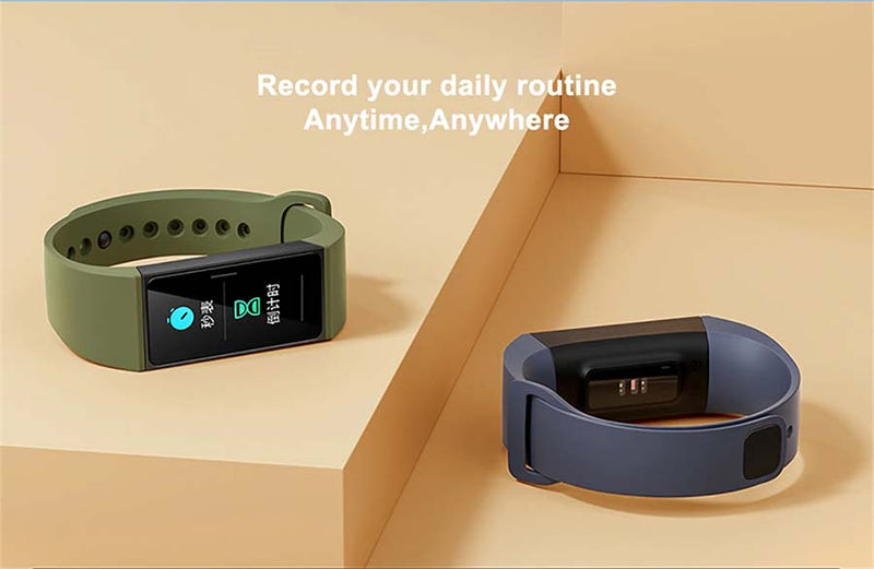 Xiaomi Band Smartwatch Heart Monitoring