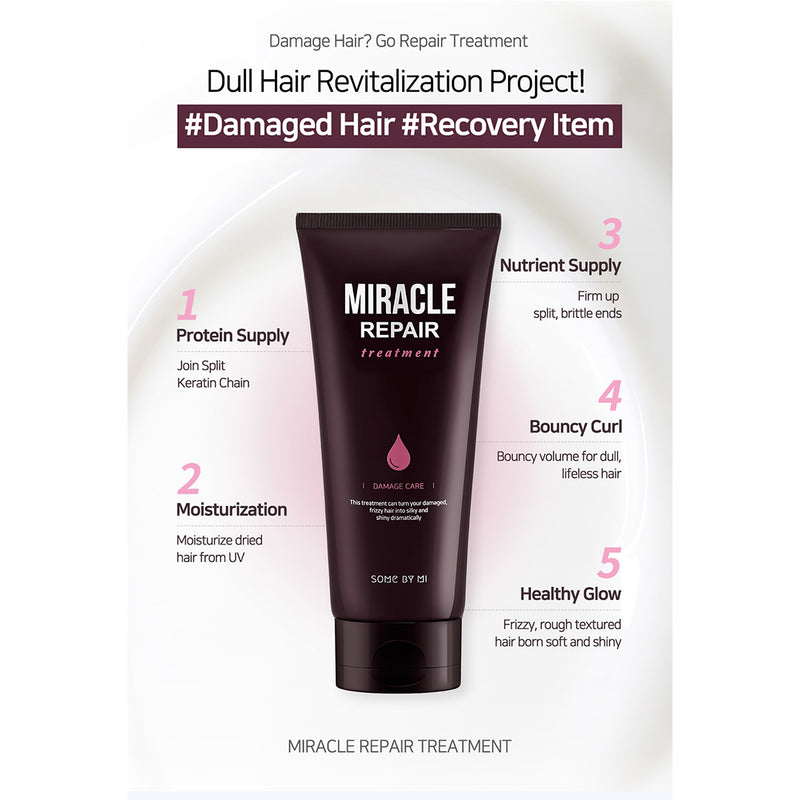 SOME BY MI Miracle Repair Treatment Recovery