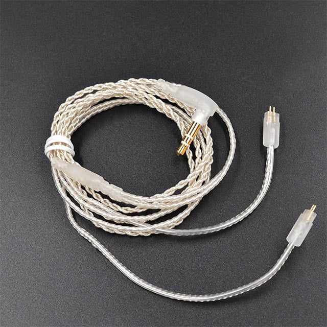 3.5mm Audio Cable No Microphone for KZ Earphones