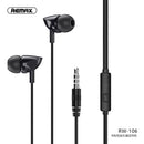 Remax Earphone RW-106