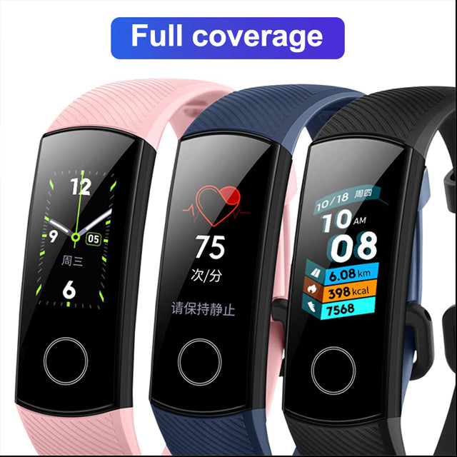 Honor Band 5 and 4 Screen Protector HD Clear