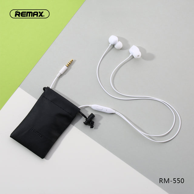 RM-550 Wired Music in-Ear with Microphone