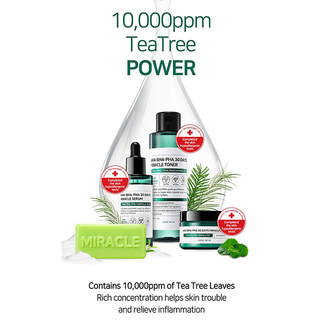 SOME BY MI Miracle Starter Kit Tea Tree Power