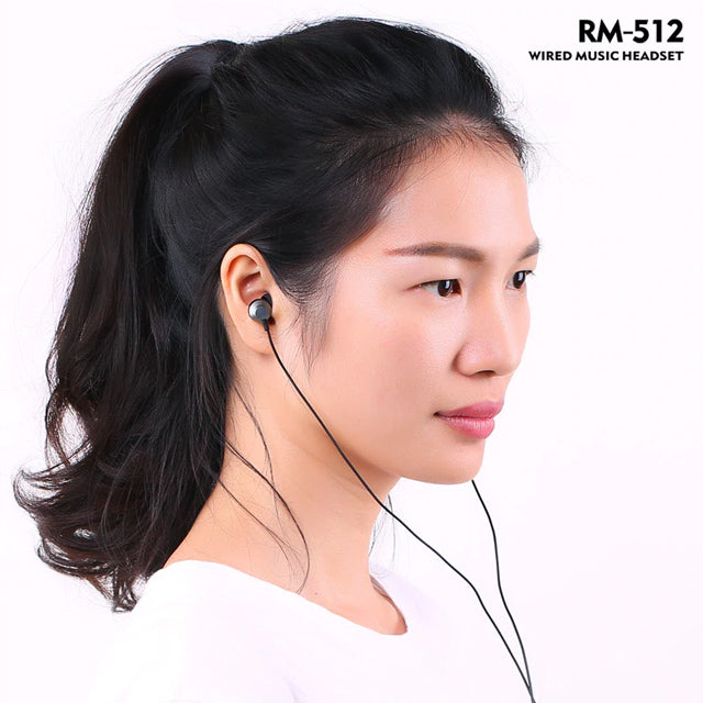 Remax Earphone with Microphone