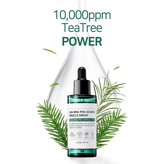 SOME BY MI Serum 30 days Miracle Tea Tree Power
