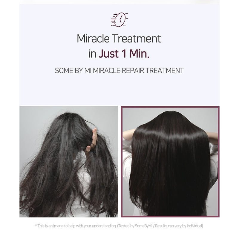 Miracle Repair Treatment in Just 1 Min.