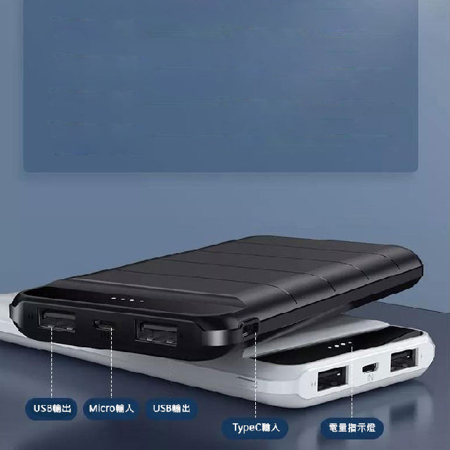 Remax Powerbank RPP-139 10000mAh with 2 USB Port Details