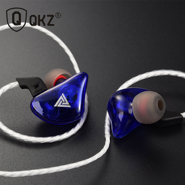 QKZ CK5 Stereo Sport HiFi In-Ear Earphones