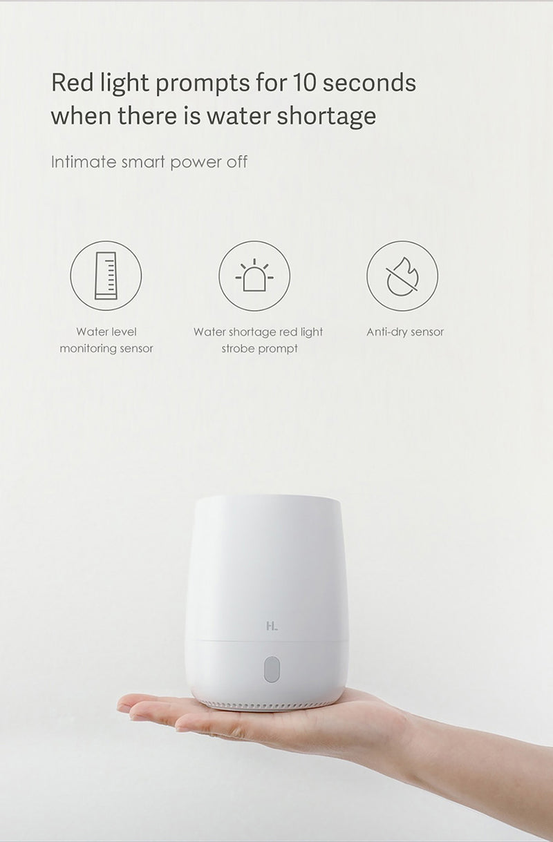 Xiaomi Happy Life Portable Aromatherapy Humidifier 120ml Aroma Mist Maker