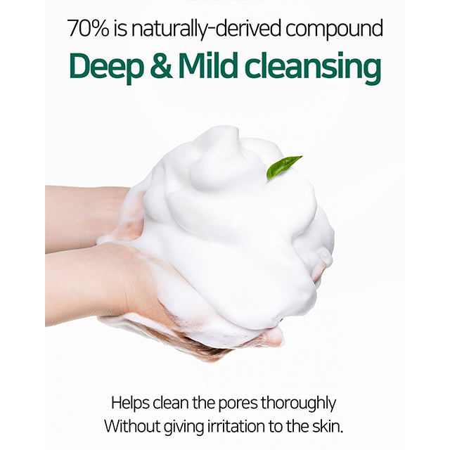 Miracle Acne Clear Foam SOME BY MI 30 Days Deep and Mild