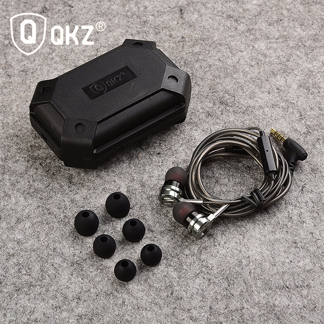 QKZ Earphone DM9 Professional Earphones