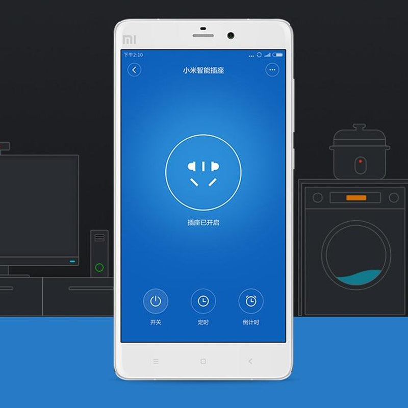 Xiaomi Smart Socket Basic Version