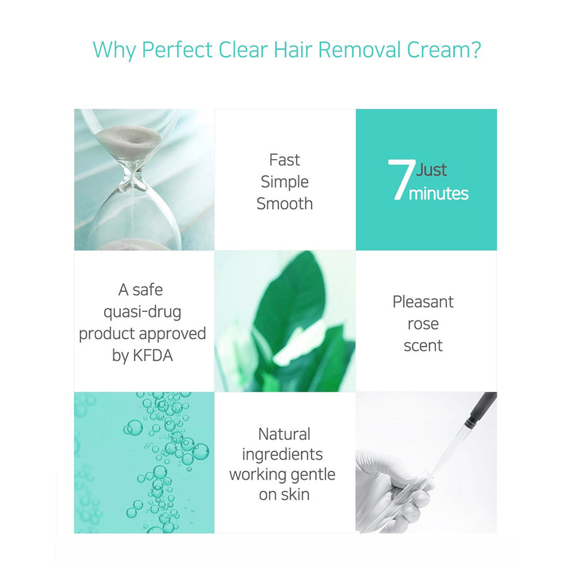 Why Perfect Hair Removal Cream?
