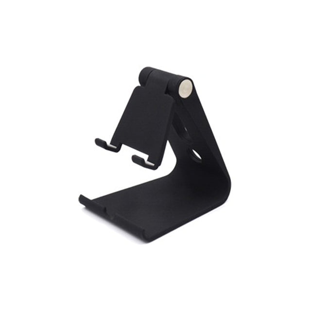 Phone Holder Stand for Mobile Phone Tablet iPad Black
