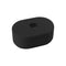 Silicone Cover Case for Xiaomi Redmi Airdots and Airdots S Black