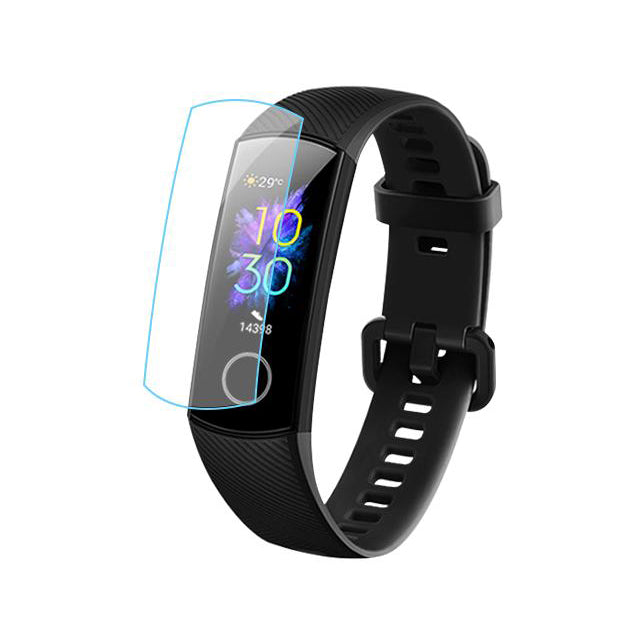 Honor Band 5 and 4 Screen Protector HD Clear  (1pc)
