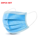 Surgical Facial Mask 20pcs Set