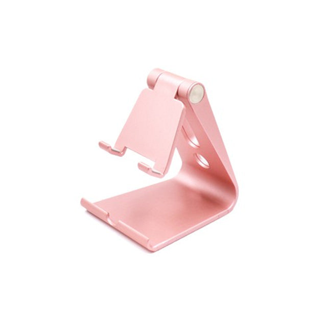 Phone Holder Stand for Mobile Phone Tablet iPad Pink