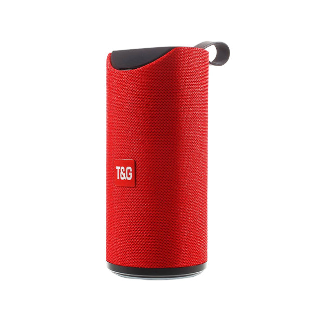 T&G Speaker Bluetooth TG113 Red